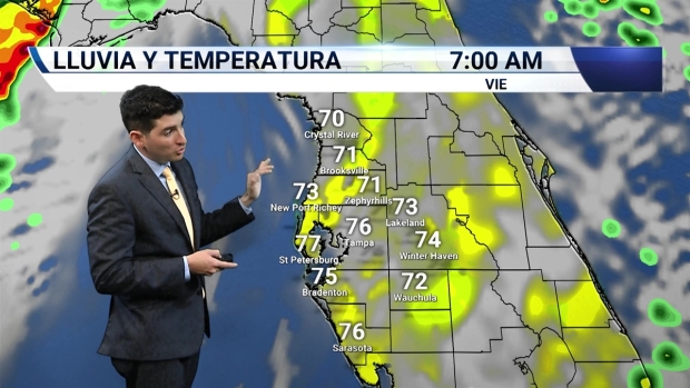 [TLMD - Tampa] El Tiempo Telemundo 49 04/18 PM