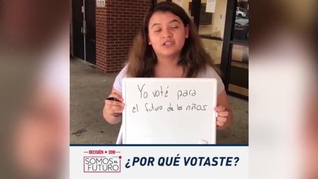 [2]#YoVoté: electores en el DMV nos cuentan qué los inspiró a votar