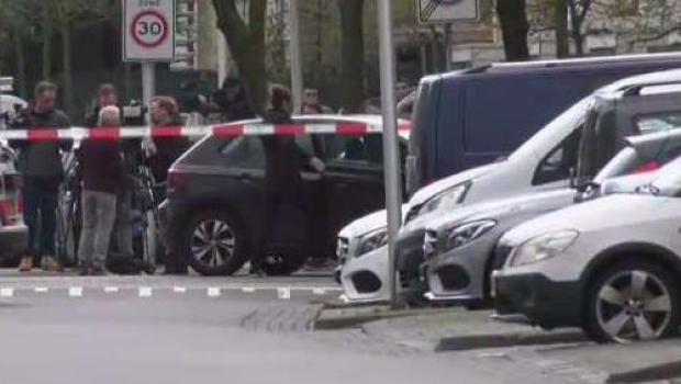 Tiroteo deja víctimas en una ciudad en Holanda
