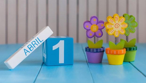 ¡Entérate de todo lo que se celebra en abril!