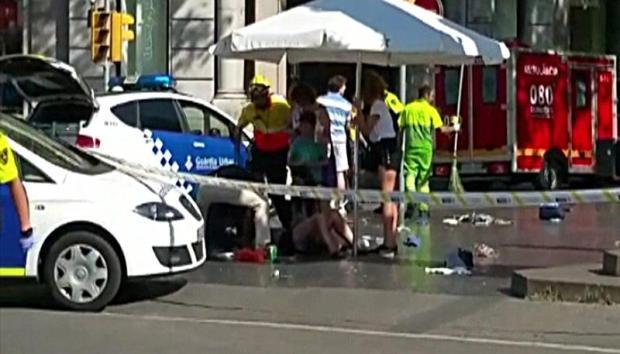 Cuatro presuntos terroristas fueron abatidos cuando se disponían a atentar en Cambrils