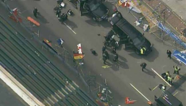Fotos: Tragedia en  Boston