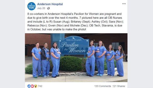 """[TLMD - NATL] Ataca de nuevo, """"virus"""" embaraza a 8 enfermeras en hospital"""