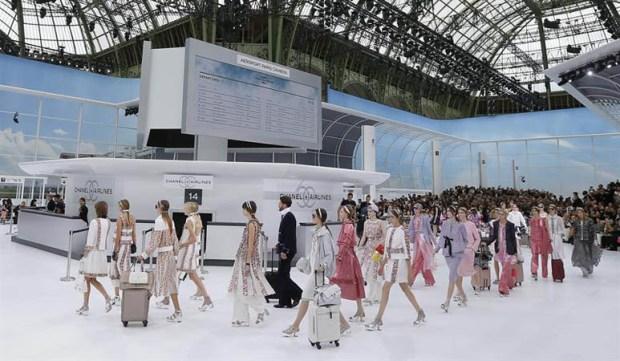 """Fotos: Conoce el aeropuerto de """"Chanel Airlines"""""""