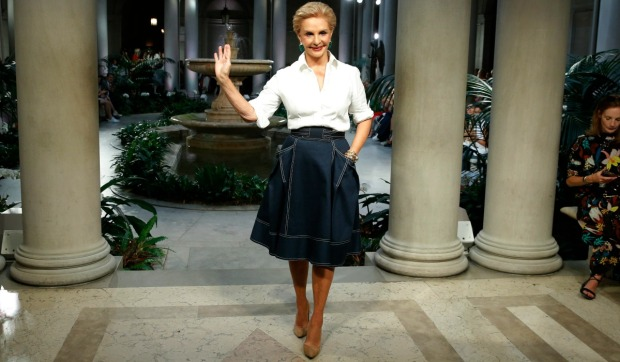 Hispanos que brillan: Carolina Herrera