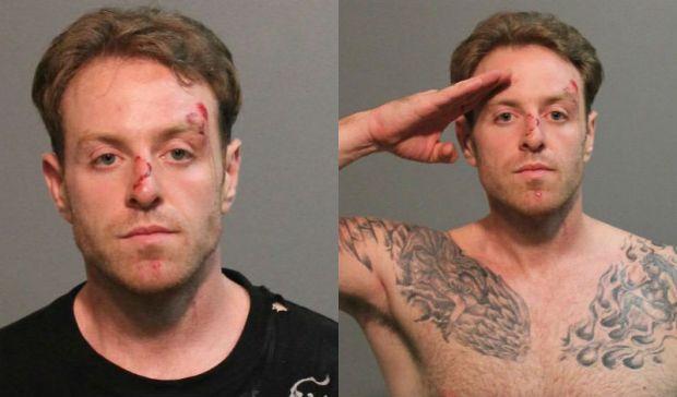 $25,000 de fianza a presunto agresor de policías
