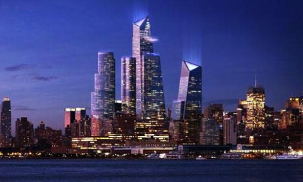 Conoce la Nueva York del futuro