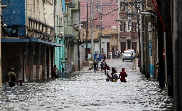 Impactantes imágenes del paso de Irma por Cuba