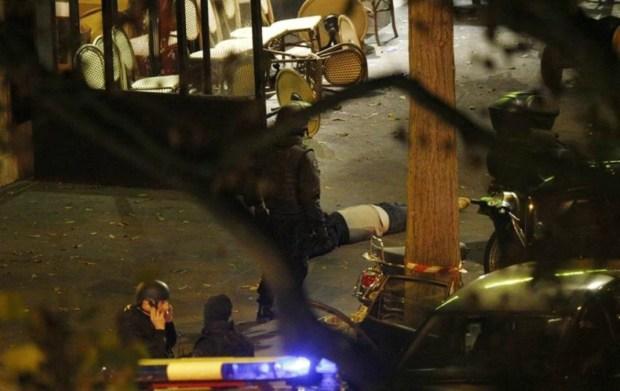 Terror en París tras atentados y toma de rehenes