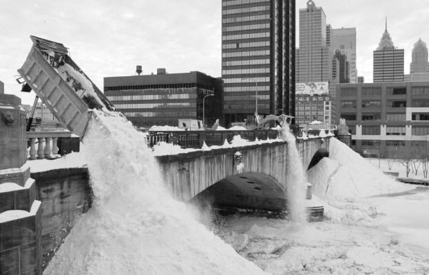 Las peores tormentas invernales del noreste de los últimos 25 años