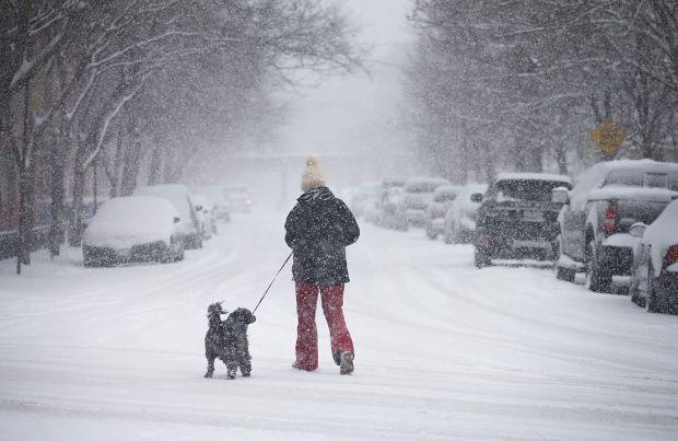 [TLMD - NY] Activan Código Azul ante inclemente nevada