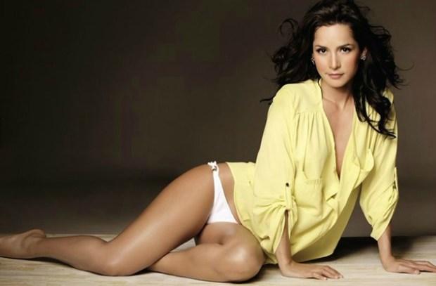 Carmen Villalobos, bella a los 33