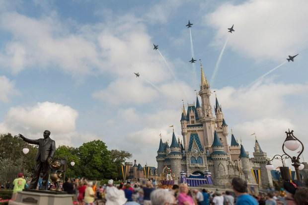 Los parques de atracción son los destinos principales para las vacaciones de Acción de Gracias