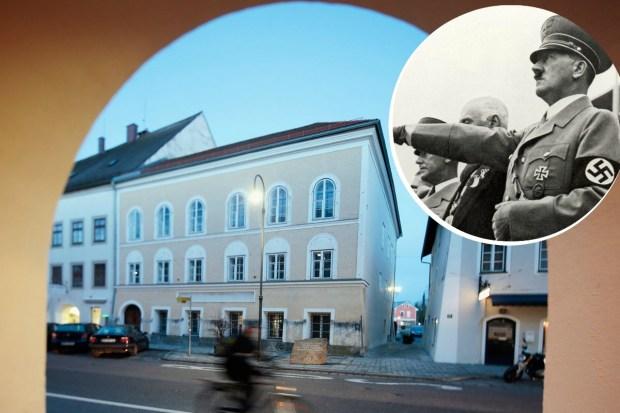 Legado del mal: casa donde nació Hitler tiene sus días contados