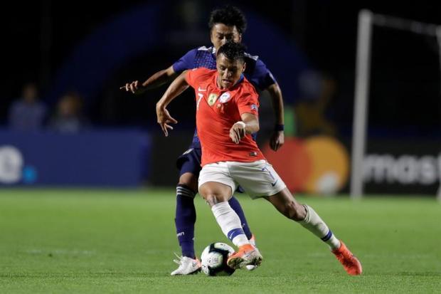 [TLMD - National- LV] Doble amenaza, disparos de infarto de Alexis casi acaban en gol