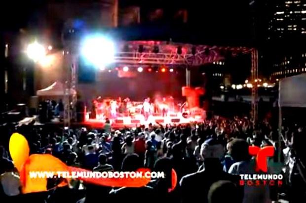 Video: Festival Caliente en Boston 2014