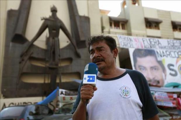 Video: Padres darán ultimátum a Peña Nieto