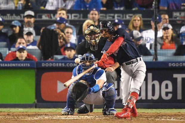 Los momentos clave de la victoria de los Red Sox