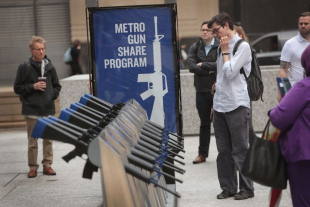 [TLMD - NATL] ¿Rifles listos para usar en plena calle? mira por qué