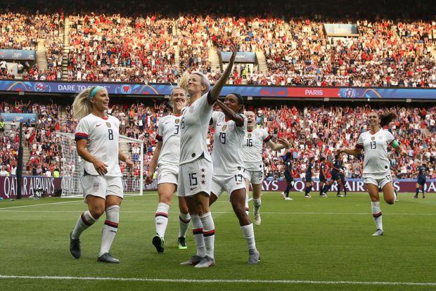 [TLMD - NATL] A un paso de la final: lo mejor del EEUU - Francia