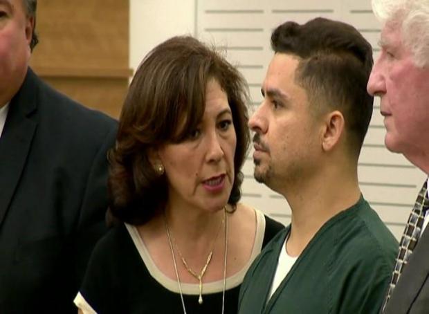 Larry Hernández comparece en corte