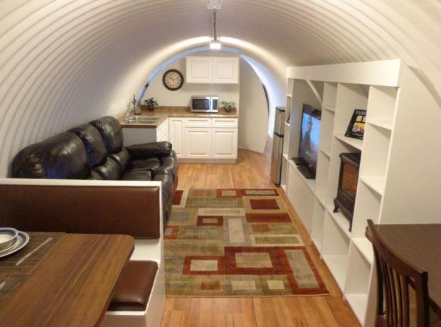 Por dentro refugios de lujo para sobrevivir a la bomba nuclear