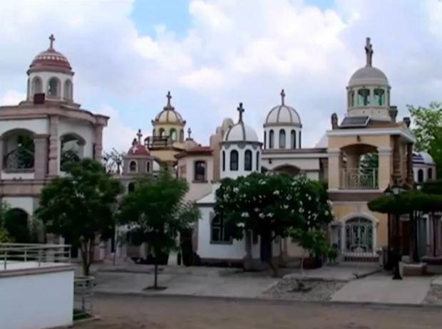 Las increíbles narcotumbas de Culiacán: el lujo de los muertos