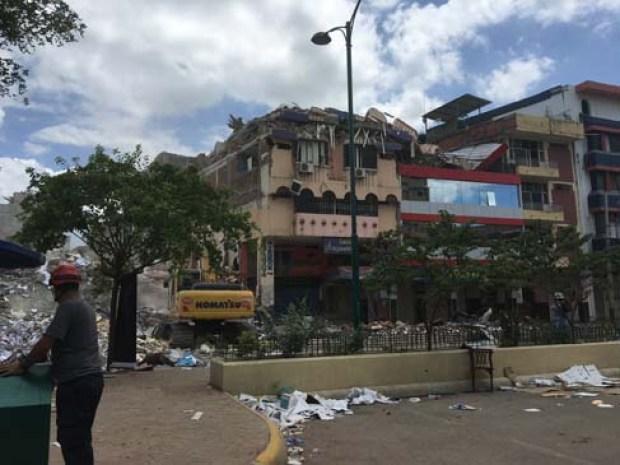 Fotos: Ecuador Se Levanta