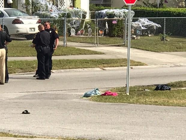 Niños hispanos fueron arrollados en plena parada de autobús