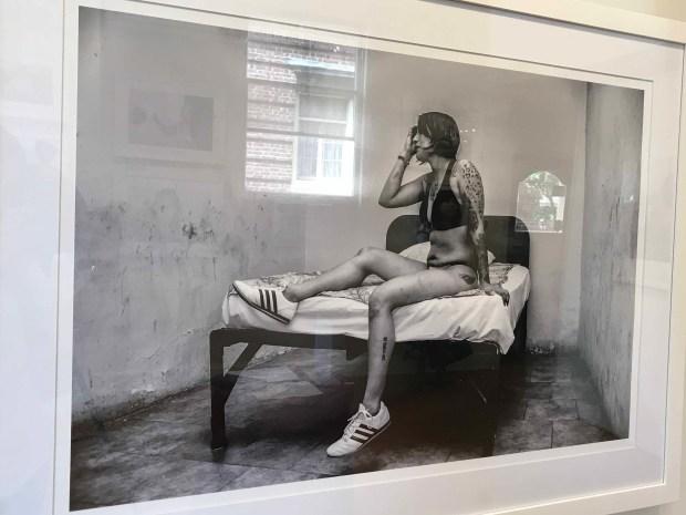 Fotógrafa expone en Filadelfia la cara de la trata humana en la frontera