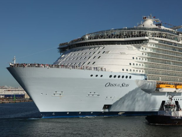 Oasis of the Seas, un gigante del mar