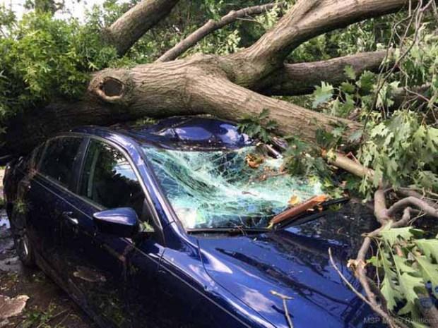 Fotos: Tornado en Revere