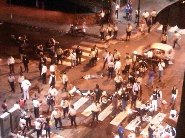 Mueren tres personas más en jornada protestas Venezuela
