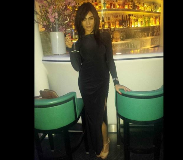 Fotos: Kim Kardashian tiene doble