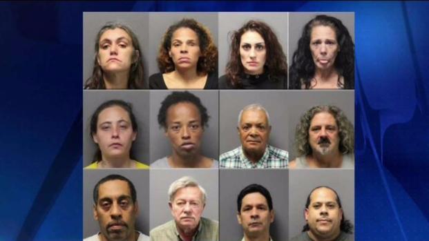 [TLMD - Boston] 12 acusados de prostitución en Rhode Island