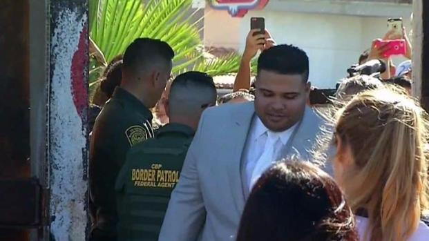 Hombre que se casó en apertura de frontera traficaba drogas