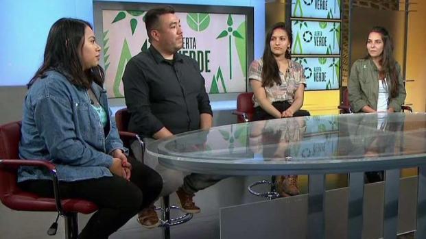 Alerta Verde: jóvenes alzan la voz por el planeta