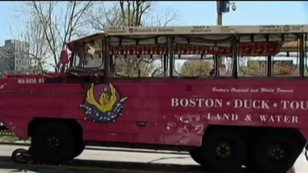 [TLMD - Boston] Famosos 'Duck Boats' celebran aniversario con descuentos
