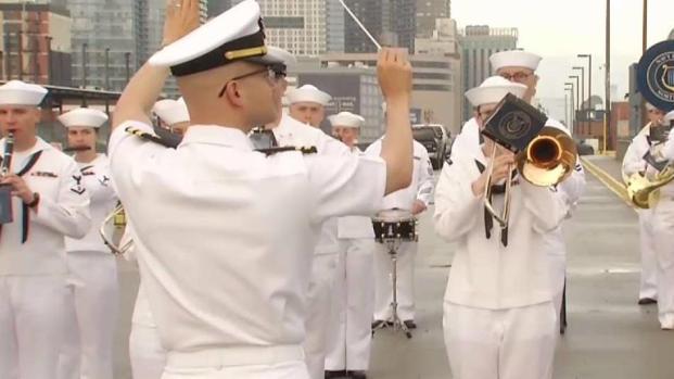 Celebraciones por la Semana Naval
