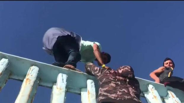 [TLMD - SD] Centroamericanos saltan la valla