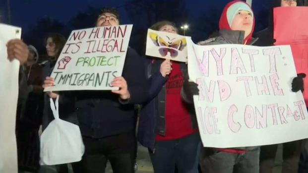 [TLMD - Boston] Cientos protestaron por presencia de ICE