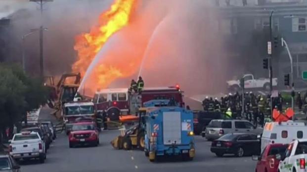 [TLMD - Bahia] Confirman explosión de gas en San Francisco