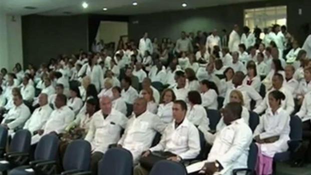 [TLMD - MIA] Cuba retira médicos de Honduras tras fin de convenio