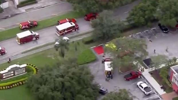 [TLMD - MIA] Decena de heridos tras la explosión en Broward