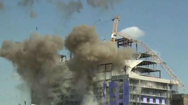 [TLMD - LV] En video: nueva explosión sacude al hotel Hard Rock en Nueva Orleans