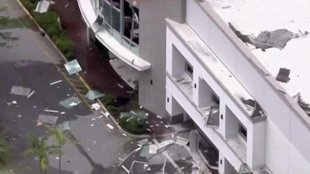 [TLMD - MIA] Explosión deja decena de heridos en Broward
