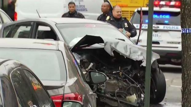 [TLMD - NY] Familia puertorriqueña sufre aparatoso accidente