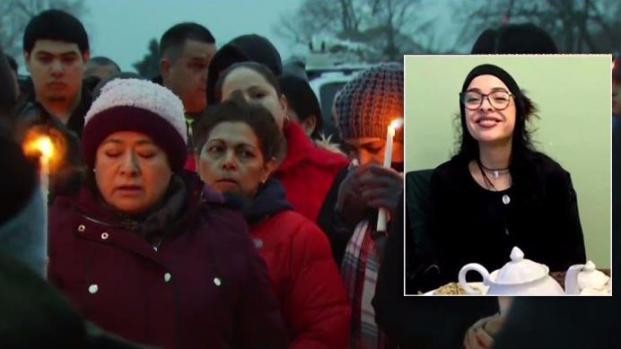 [TLMD - Boston] Familiares de hispana hallada en maleta exigen justicia