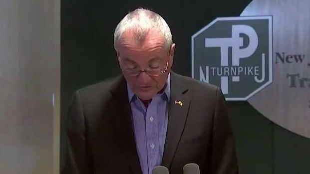 Gobernador Murphy informa muerte de mujer en medio de tormenta