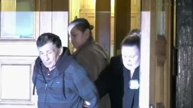 [TLMD - NY] Hombre acusado de violar a niña en guardería va a corte